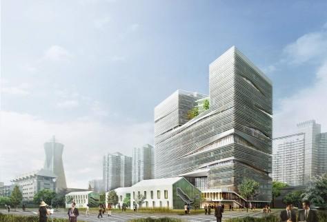 The Corner of Hangzhou