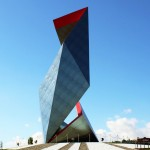 The Crown by Daniel Libeskind