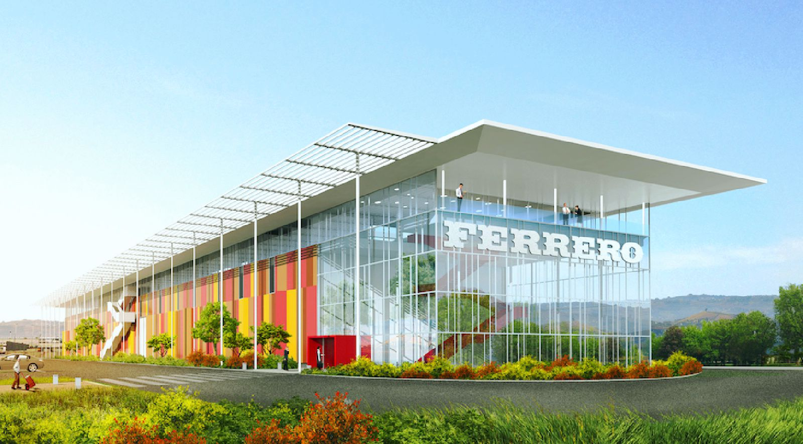 Ferrero Technical Center