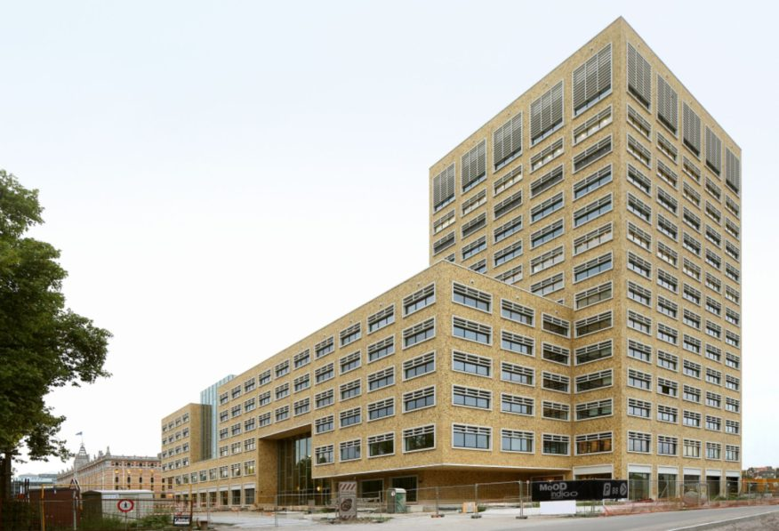 The Herman Teirlinck building