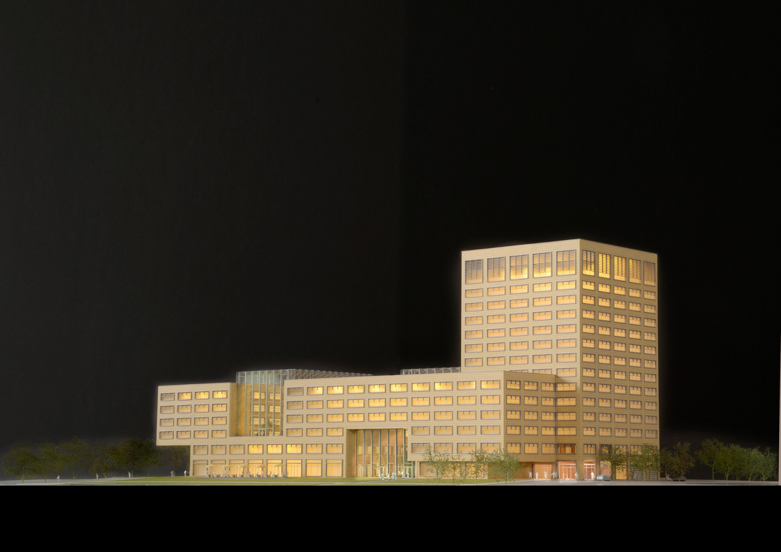 The Herman Teirlinckbuilding