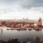 The Imperial Shipyard by Henning Larsen