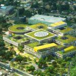 The LEGO Group shares C.F. Møller-designed plans for office complex in Billund