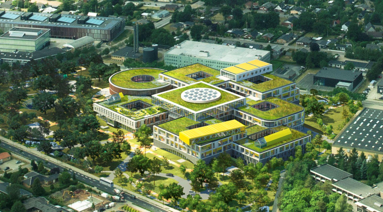 office complex in Billund