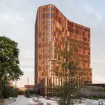 The Maersk Tower by C.F. Møller Architects wins award at the World Architecture Festival