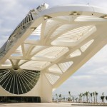 The Museum do Amanhã open in Rio de Janeiro by Santiago Calatrava