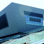 The National Fitness Center of Zhoushan by Meihua Construction Group