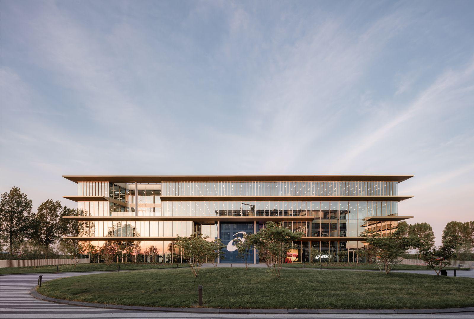 ASICS EMEA HQ
