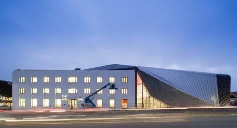 The New Bampfa Building