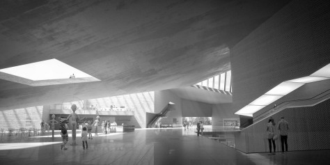New National Gallery and Ludwig Museum Budapest