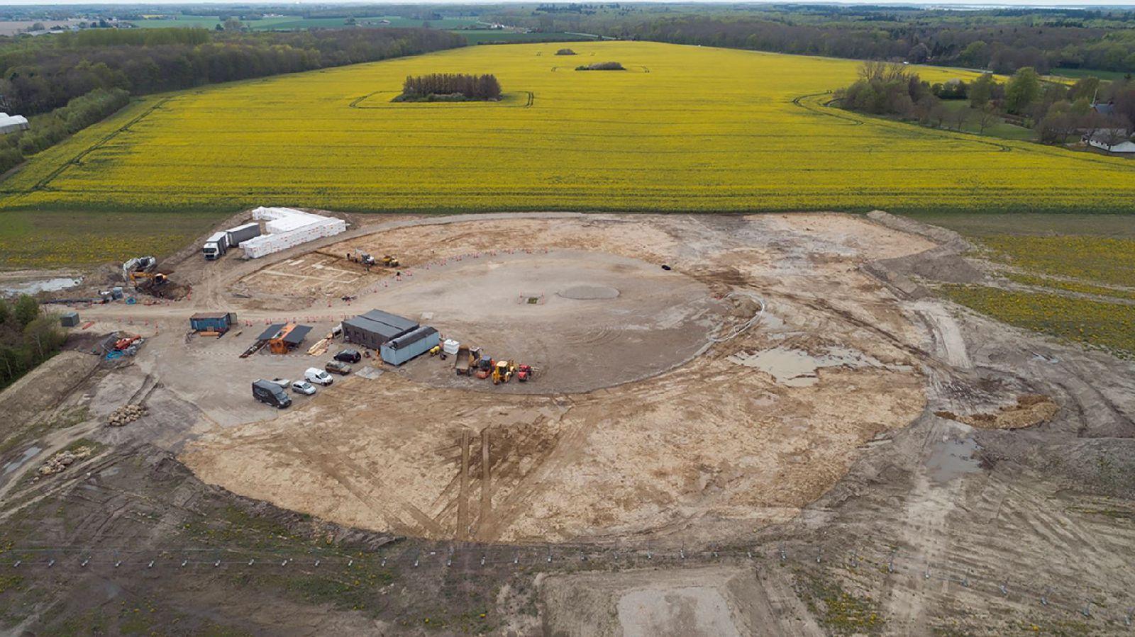 New School in Sundby