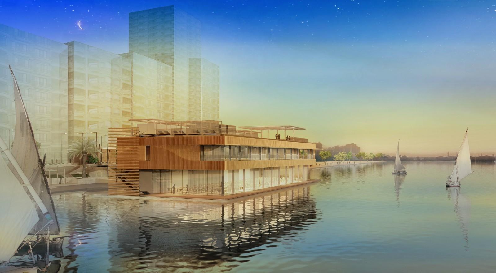 The Nile Boat