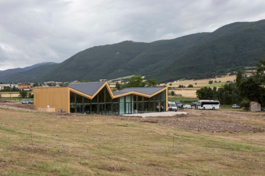 The Norcia Multifunctional Centre