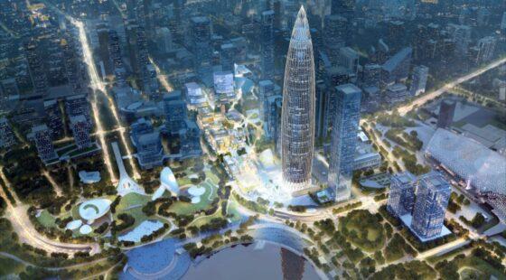 Shenzhen Bay Cultural Plaza