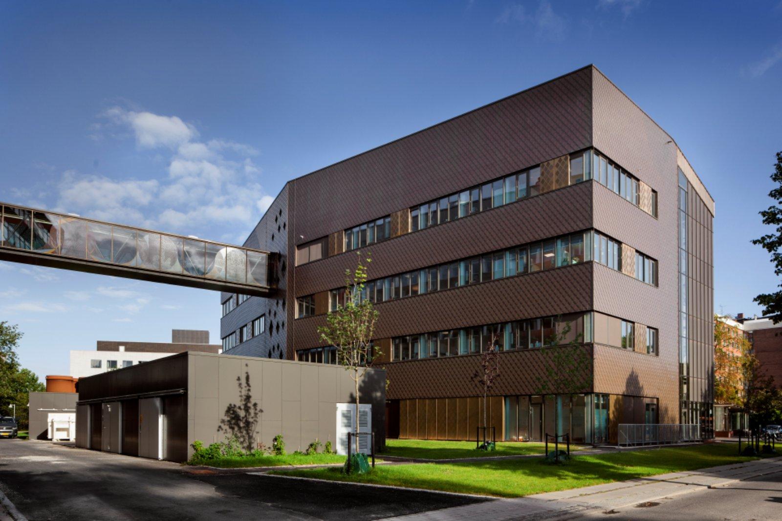 The Pharma Science Building