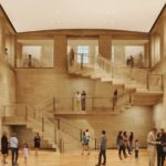 "The Philadelphia Museum of Art breaks ground on Frank Gehry designed ""Core Project"""