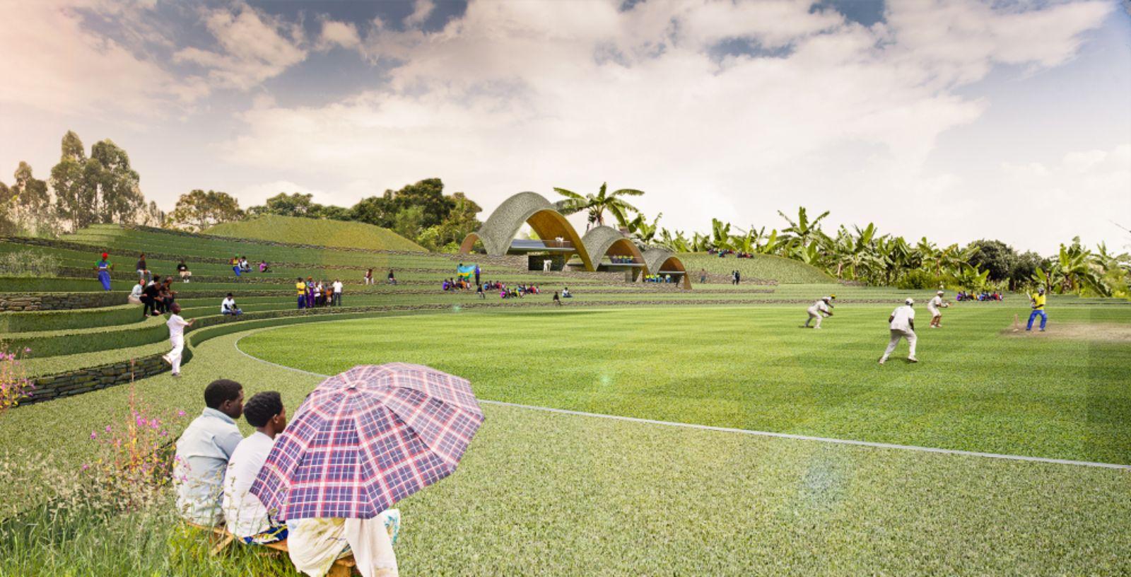 The Rwanda Cricket Stadium