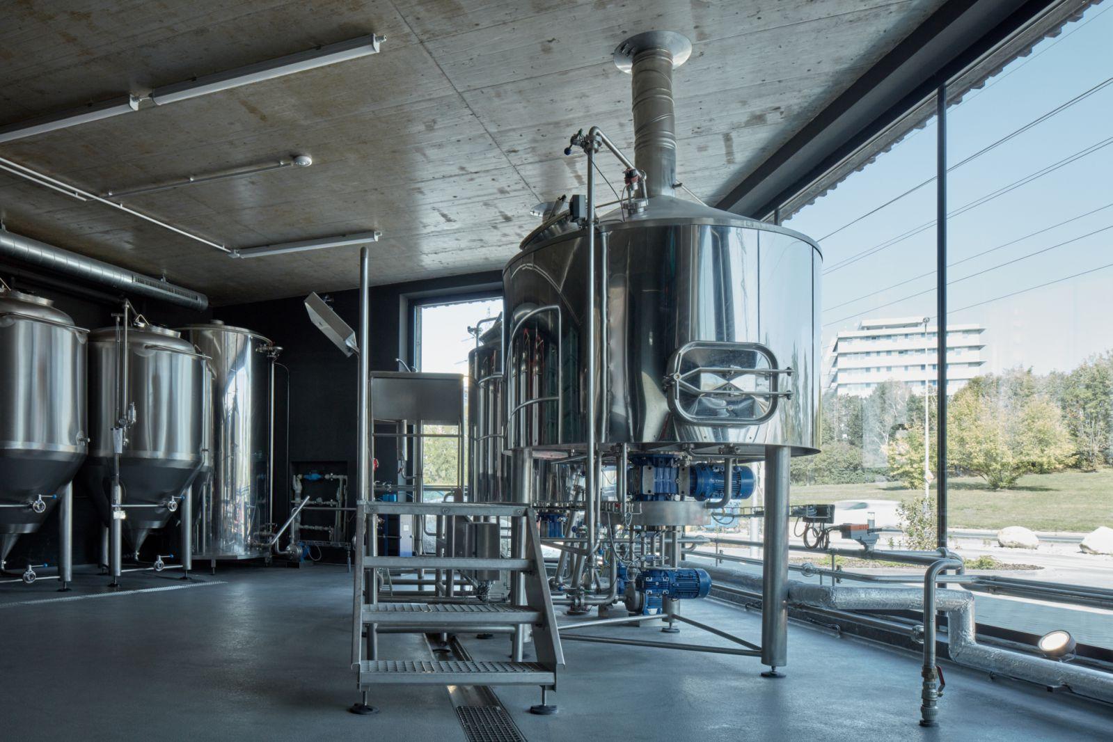 SPOJOVNA Brewery
