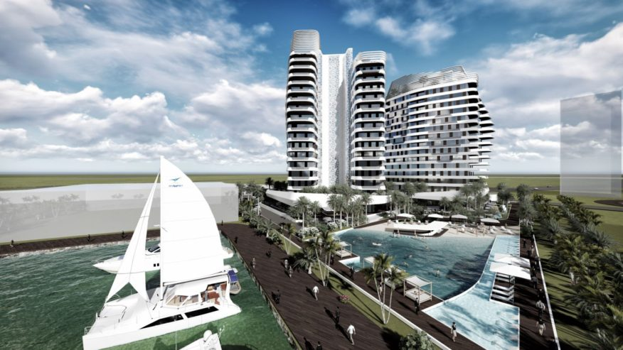 Sail Towers