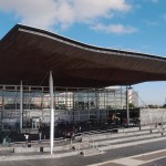 Celebrates its tenth anniversary The Senedd by Rogers Stirk Harbour + Partners