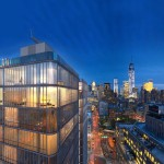 The SoHo Tower by Renzo Piano Building Workshop