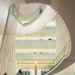 Rehabilitation  of the Strasbourg University National Library by ANMA
