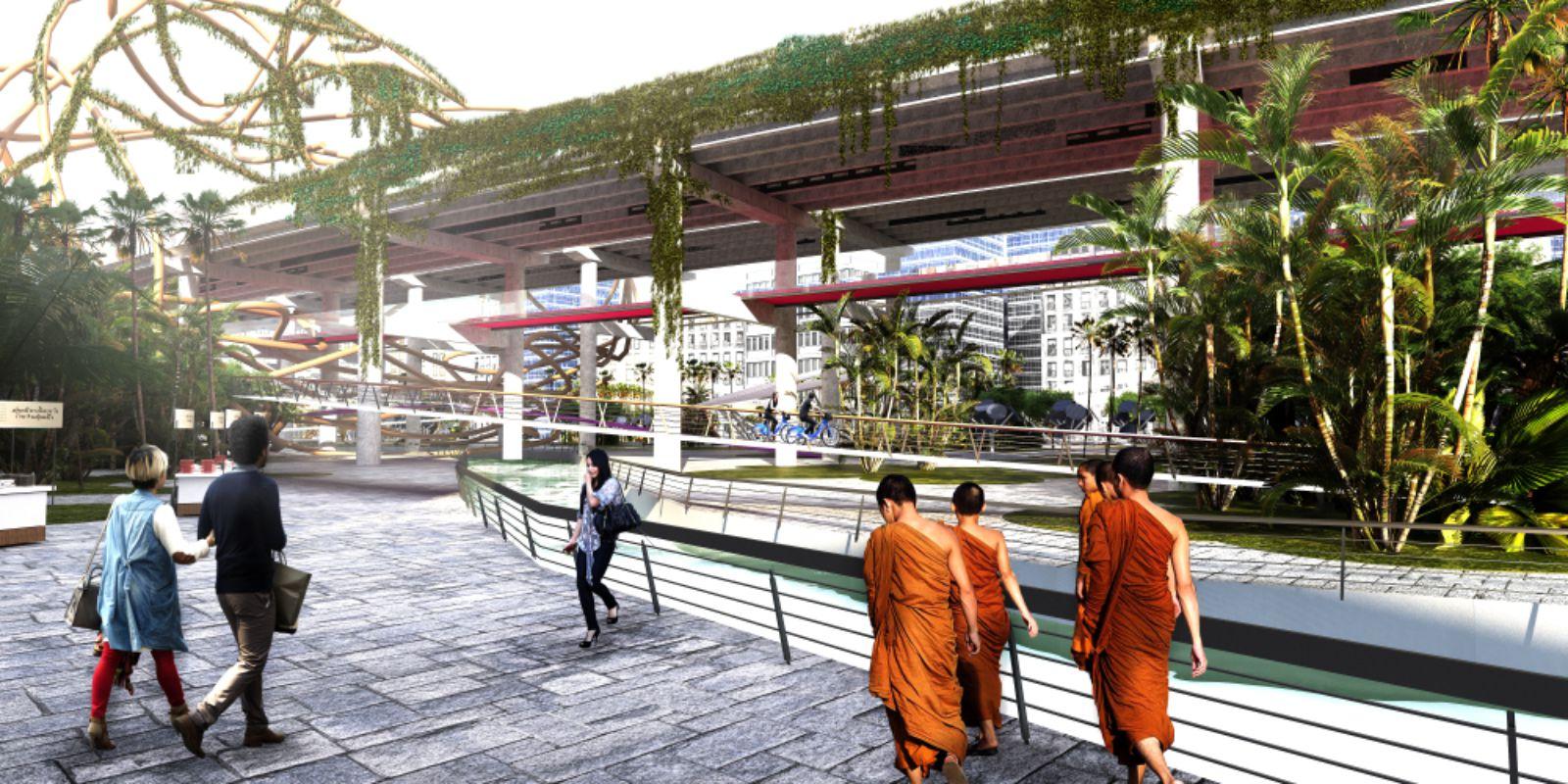 The Thailine Bangkok