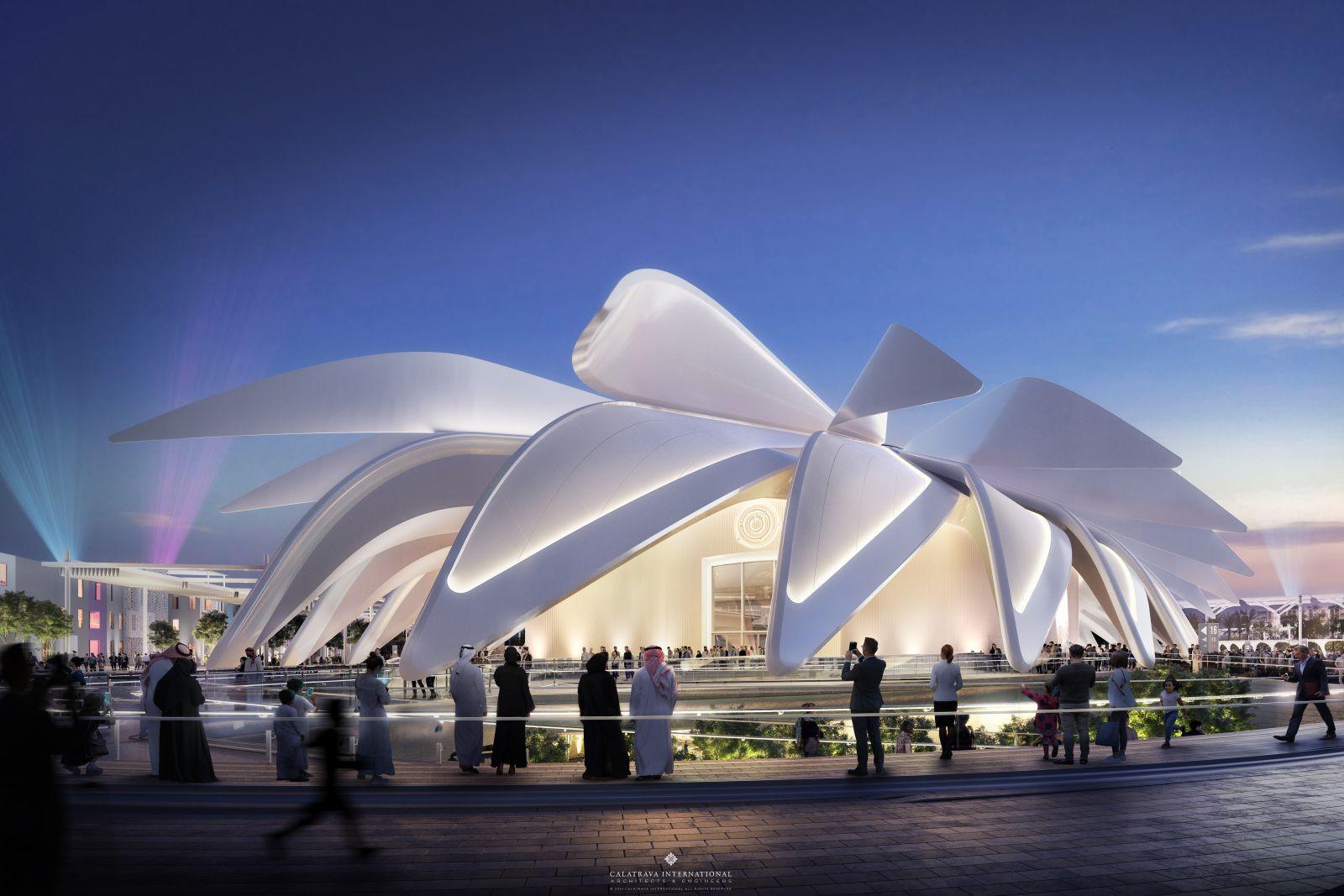 UAE Pavilion at EXPO 2020