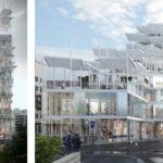 The Village Vertical by Sou Fujimoto, Laisné Roussel winning proposal