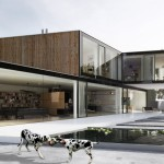 The X House by STOPROCENT Architekci