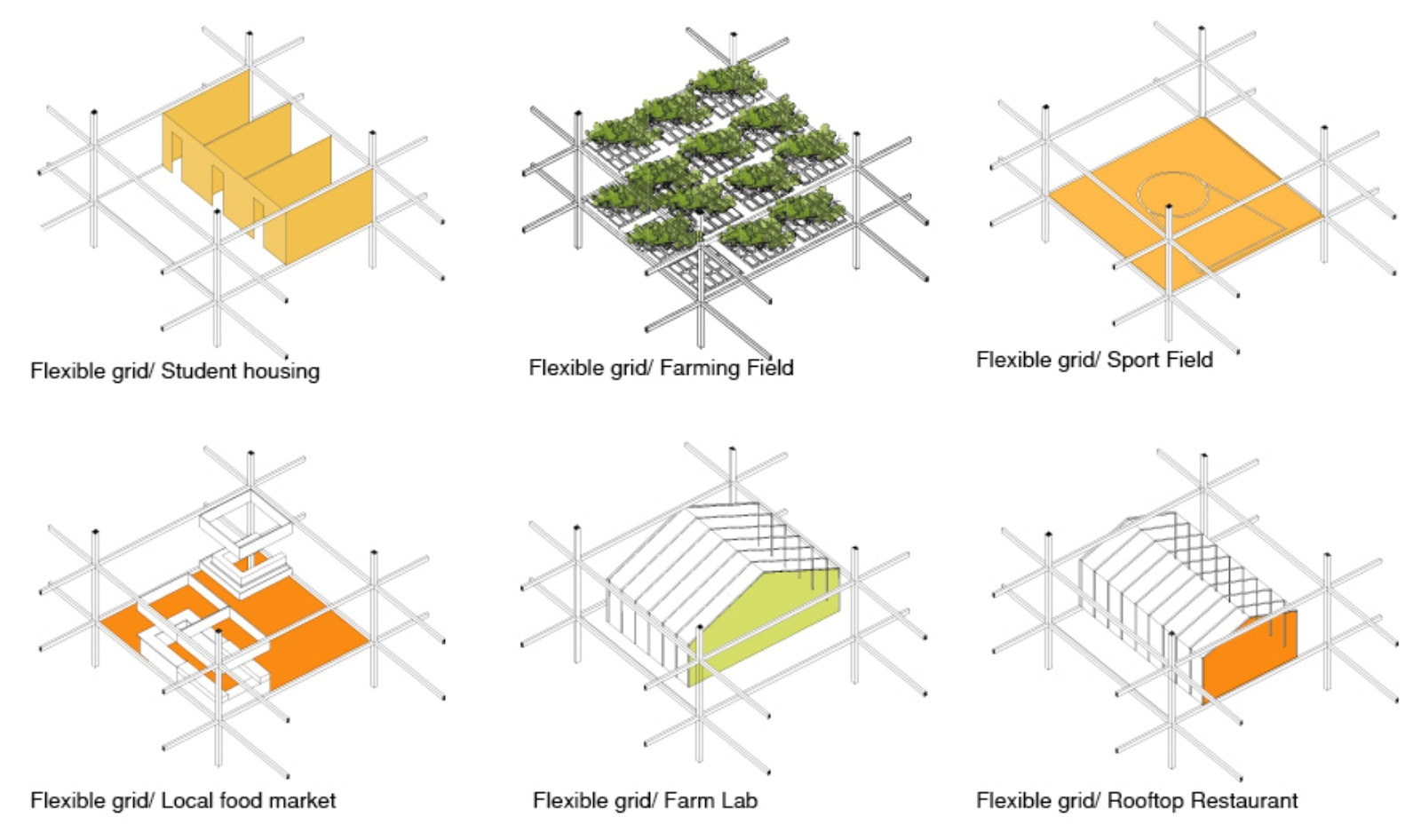 The Youth Village Farm Lab And Milan Expo Horizontal Farm