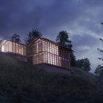 The design of the Pankhasari Retreat by Carlo Ratti