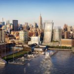 The first condominium and hotel project in New York by Bjarke Ingels