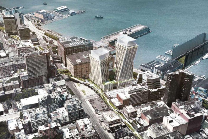 condominium and hotel in New York