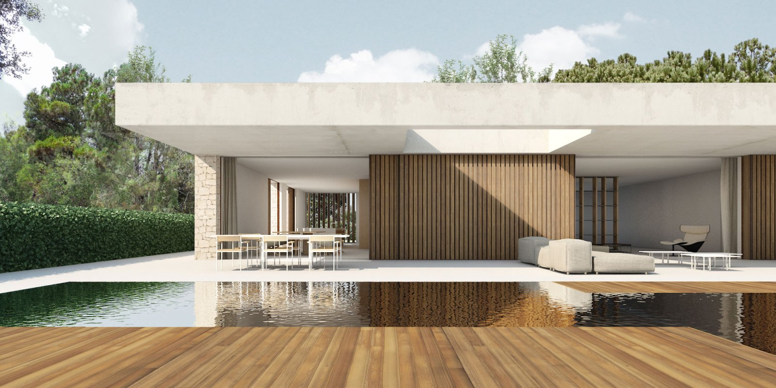 The house in la canada by ramon esteve estudio 06 - Ramon esteve estudio ...