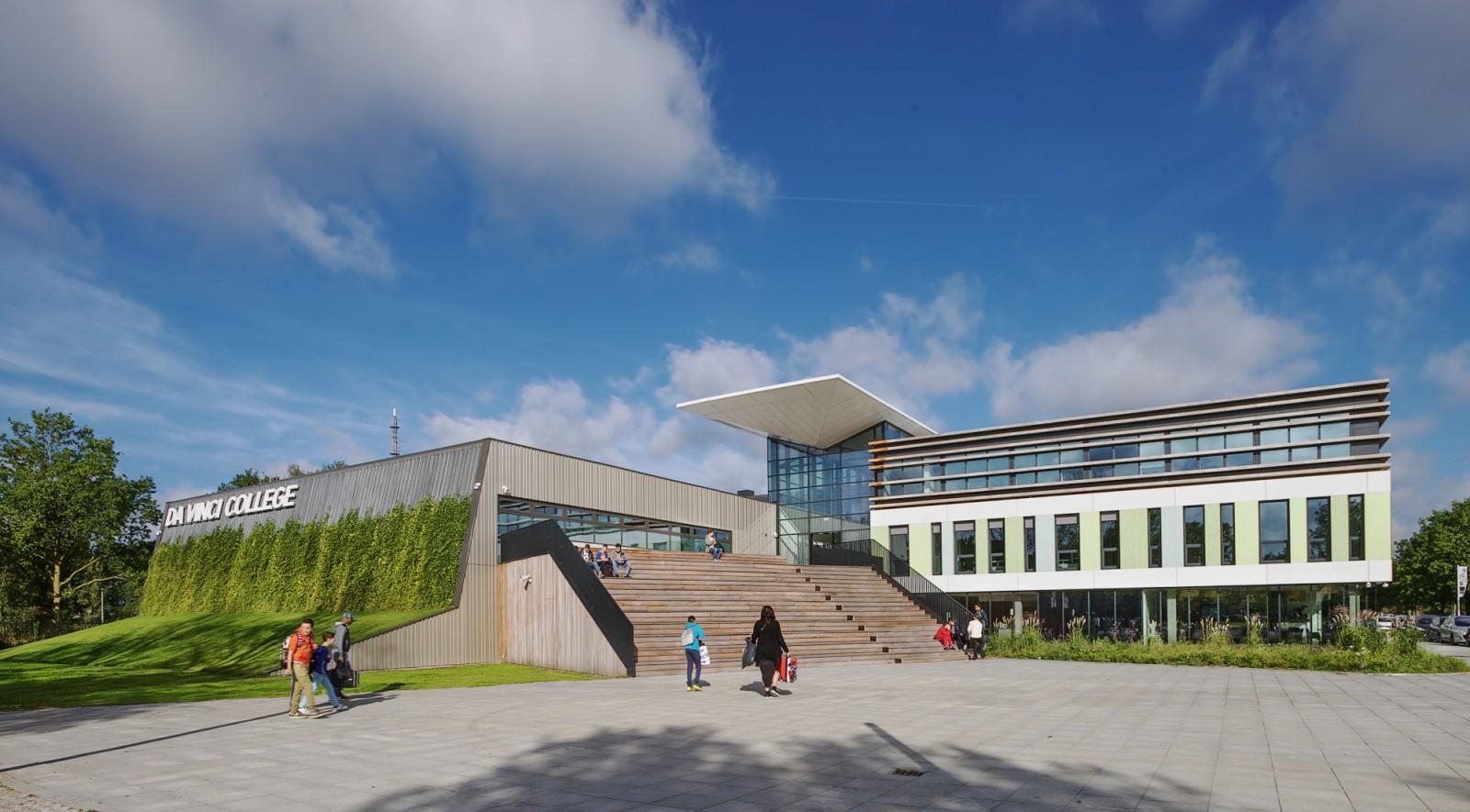 new Da Vinci College