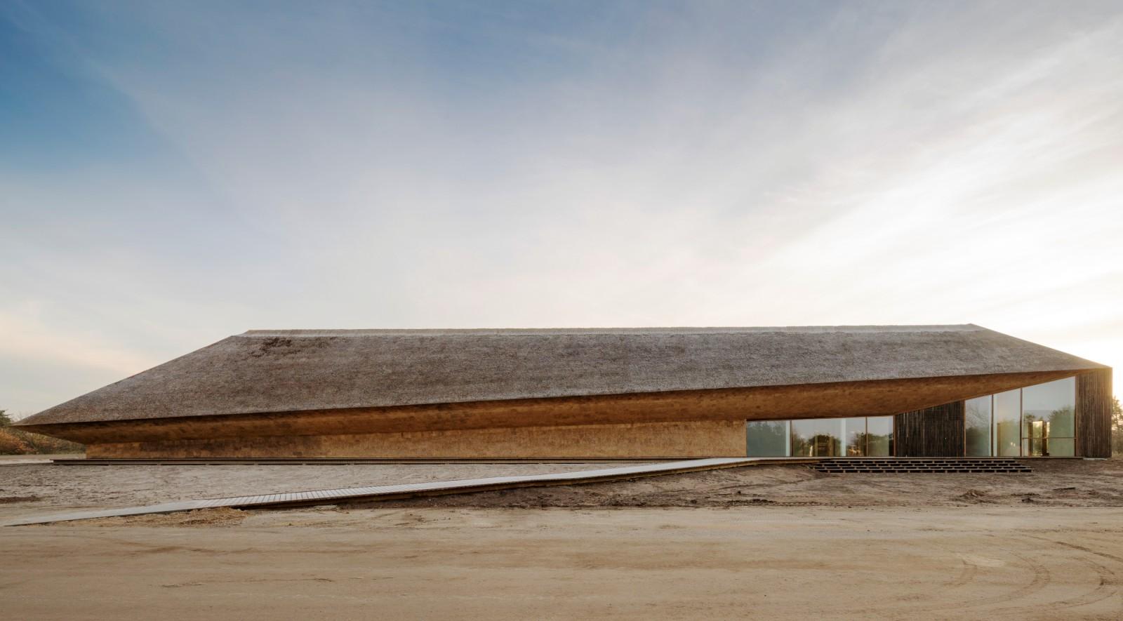 The new Danish Wadden Sea Centre