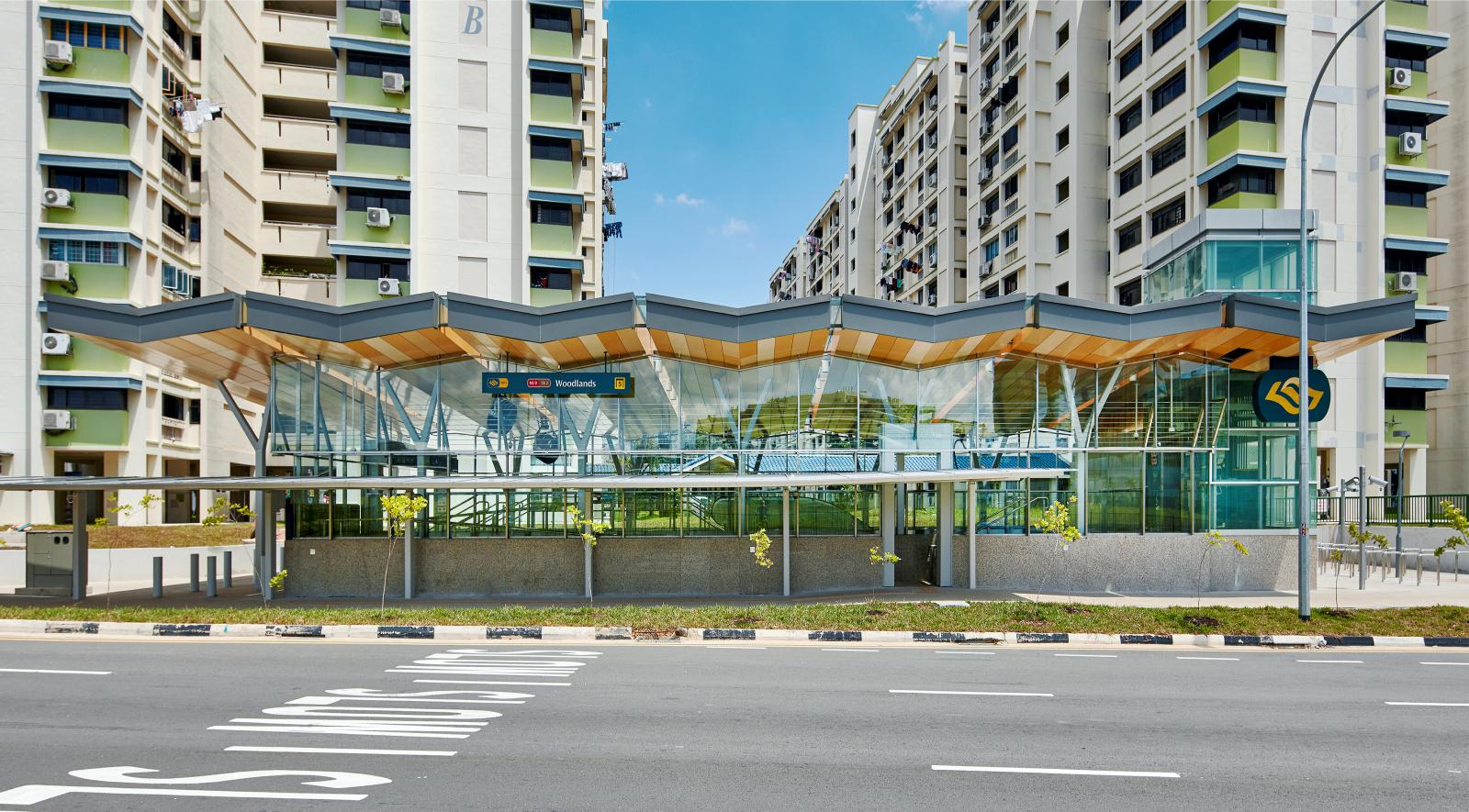 Woodlands Station