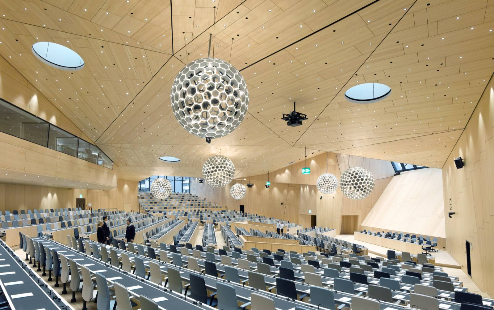 new WIPO Conference Hall