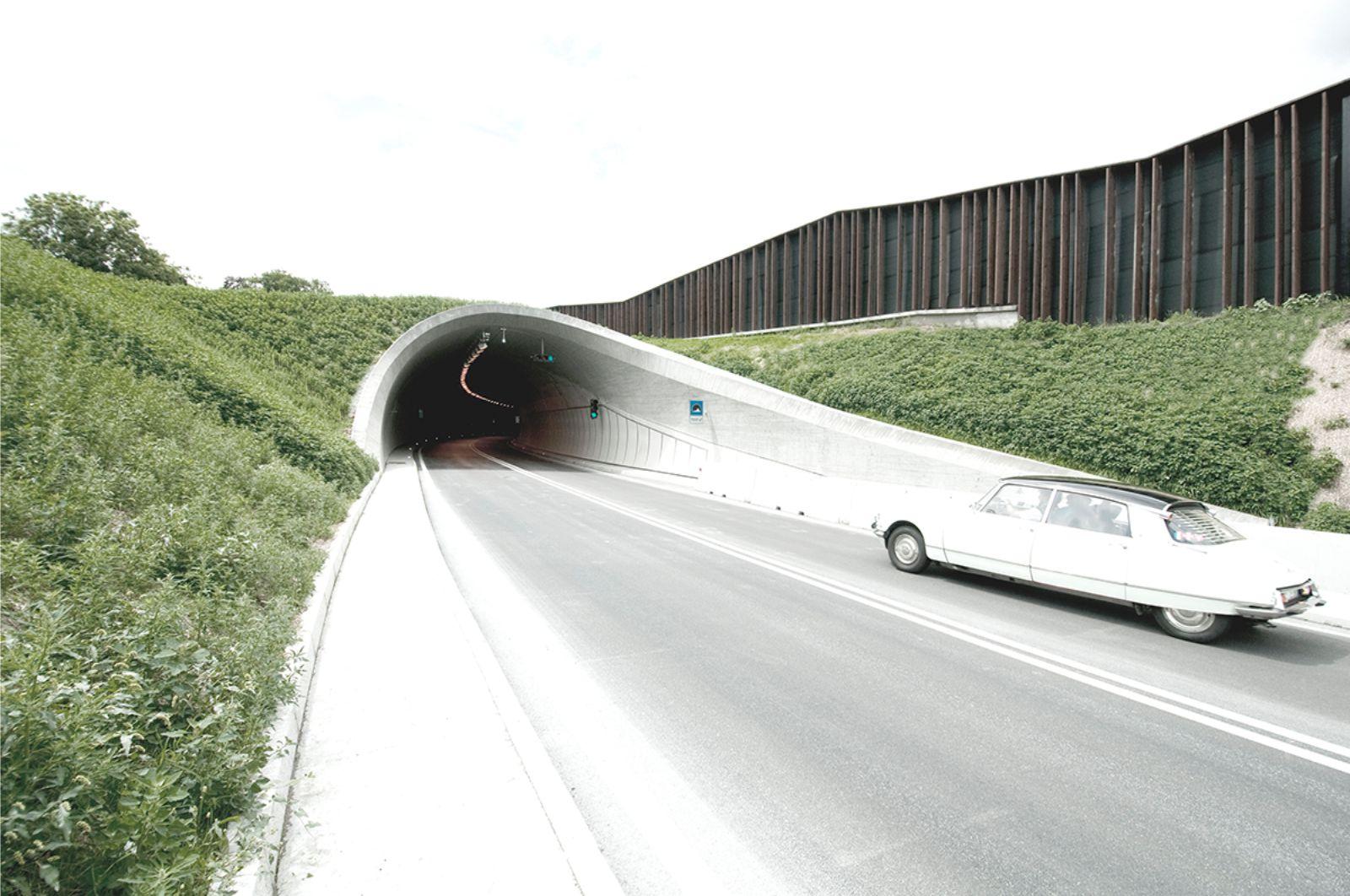Central Juncture of Bressanone-Varna Ring Road