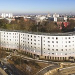 The rebirth of the Serpentin public housing development by Agence RVA