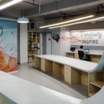 The spatial stimuli – An architect's office by  Creative Designer Architects