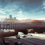 The winners of the Atlanta Bridgescape Competition