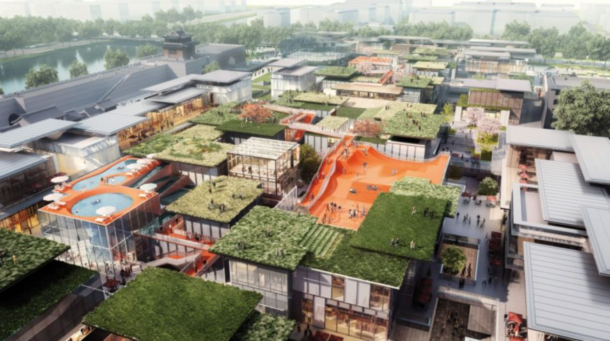 Three Benoy projects