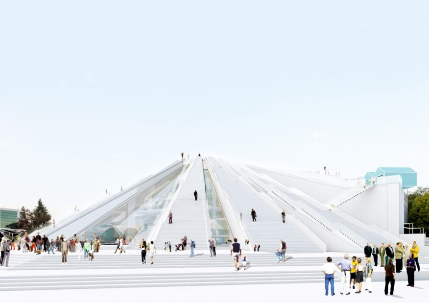 Tirana Pyramid