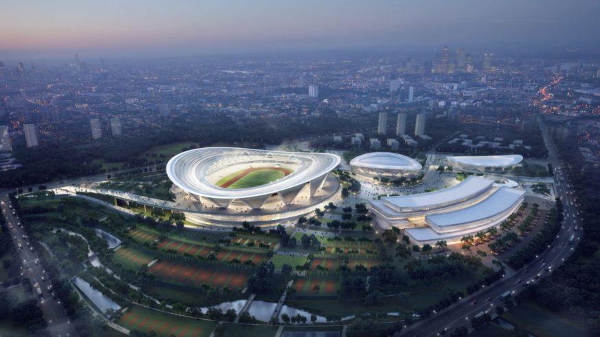 Tong Ren Sports Centre