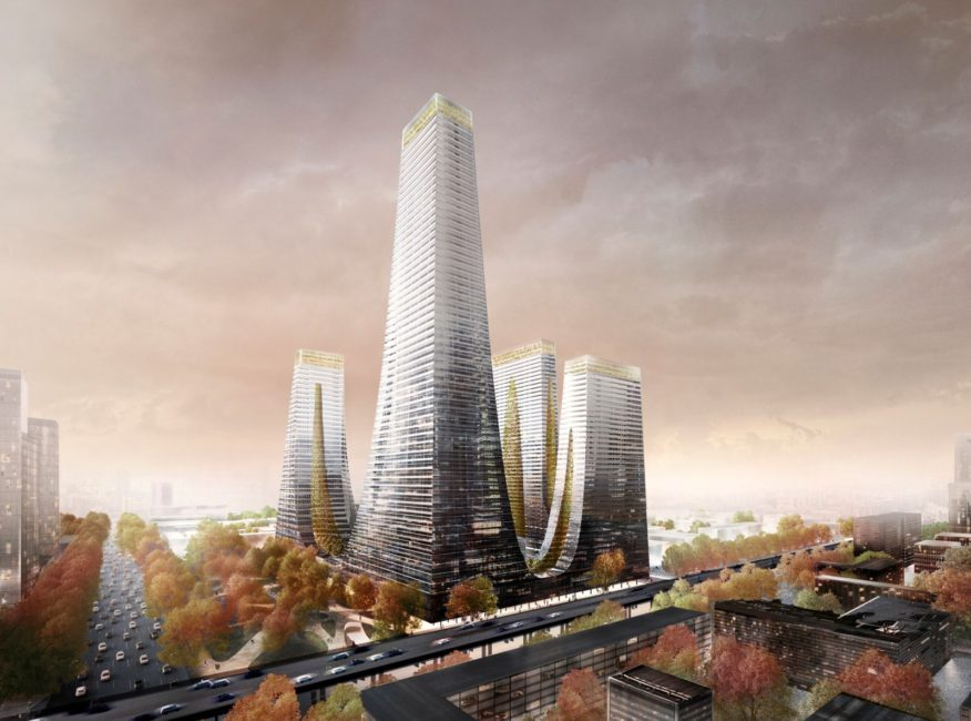 Cradle Towers