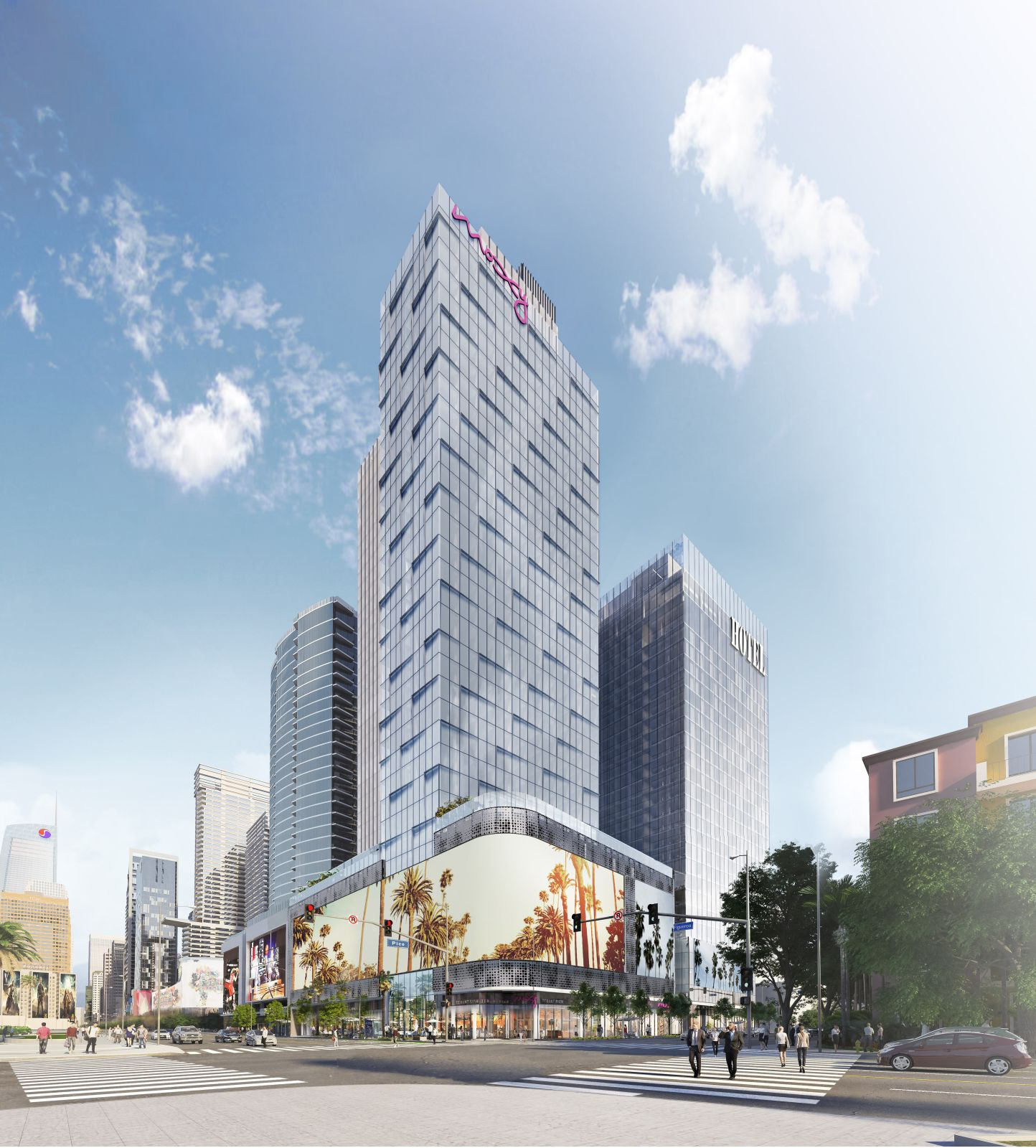 Marriott Moxy and AC Hotels
