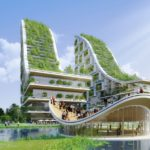 Tour & Taxis, Energy-Plus Masterplan by Vincent Callebaut