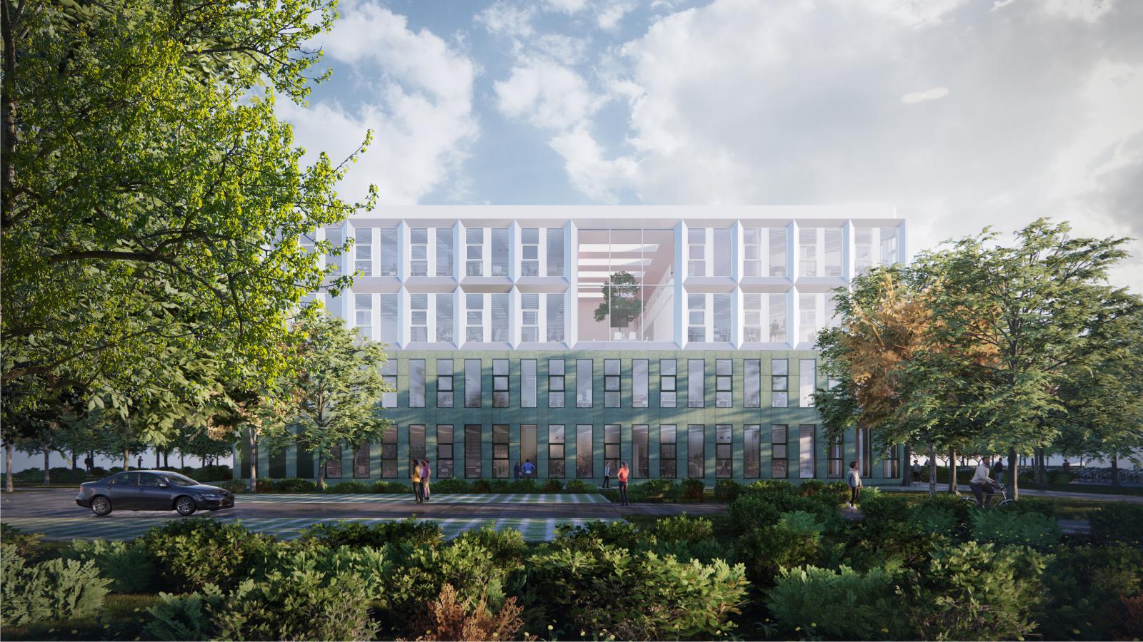 Campus for Fontys Hogescholen